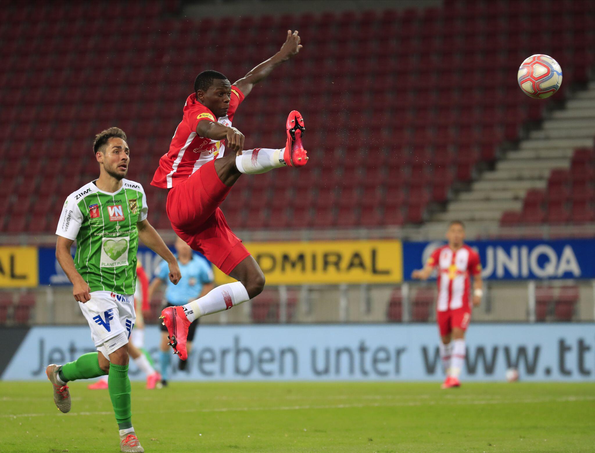 Bild zu Pokalfinale: RB Salzburg - Austria Lustenau