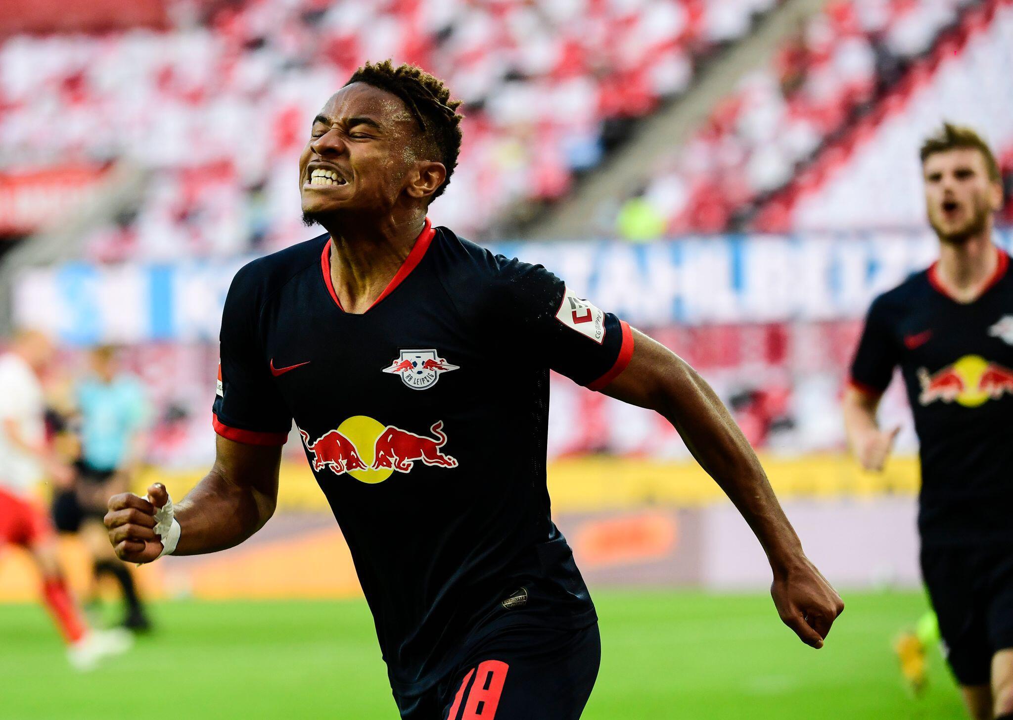 Bild zu 1. FC Köln - RB Leipzig