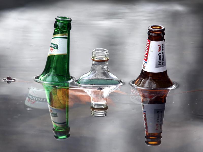 Bild zu Alkohol an Karneval
