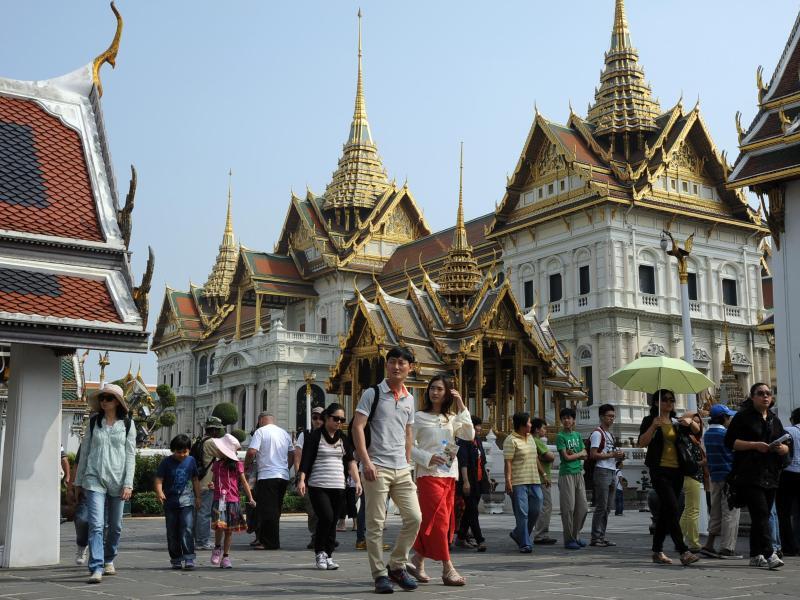 Bild zu Großer Königspalast in Bangkok