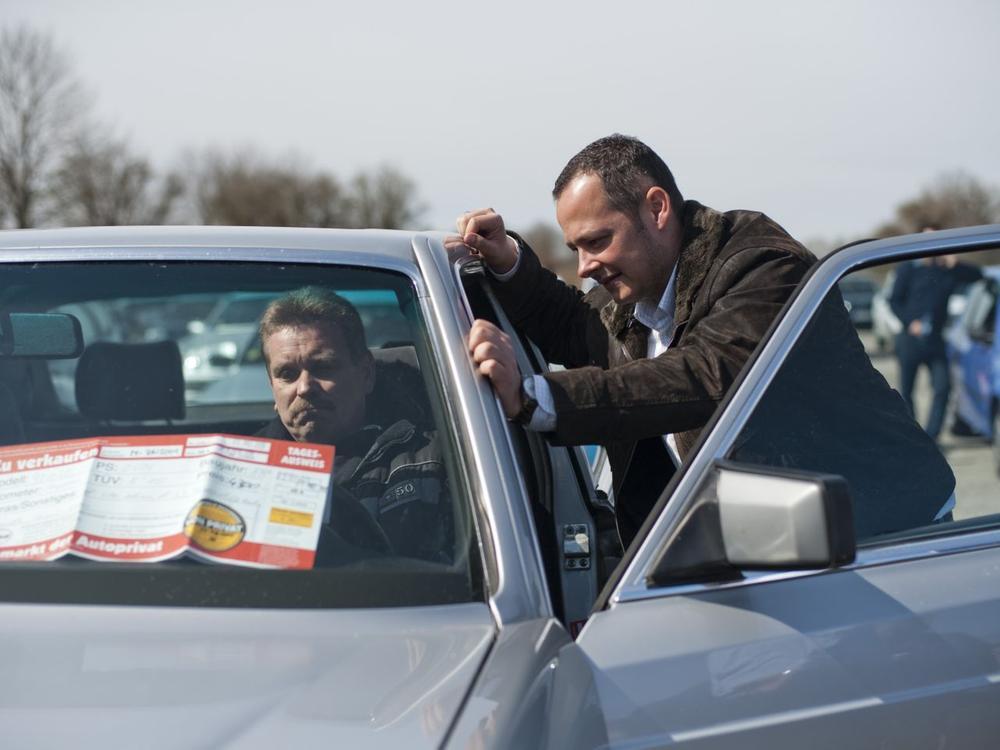 Bild zu Autoverkauf Gebrauchtwagen