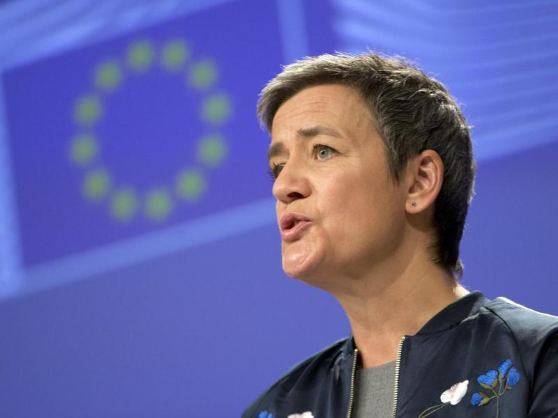 Bild zu Margrethe Vestager