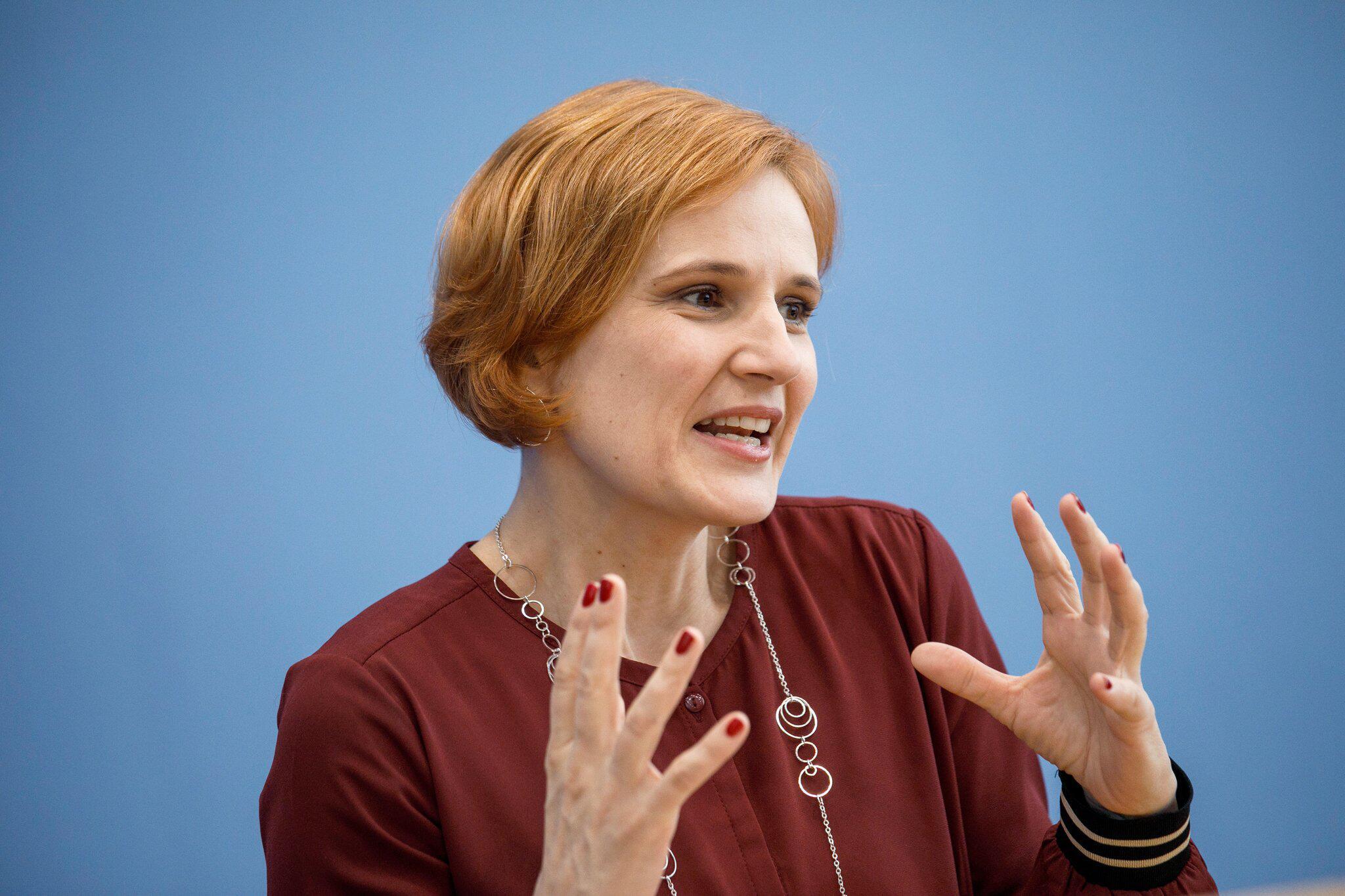 Bild zu After election in Hamburg - press conference Die Linke