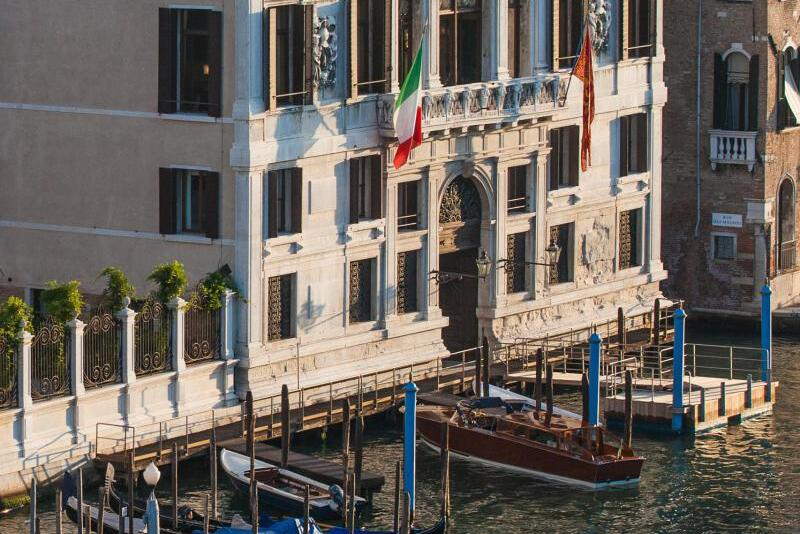 Hotel Aman Venedig  Sterne