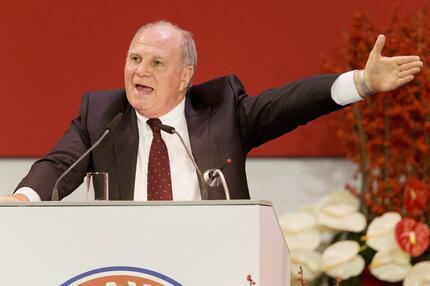 Uli Hoeneß, FC Bayern München, Bundesliga, Präsident