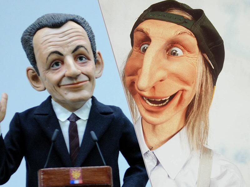 Bild zu Sarkozy und Otto