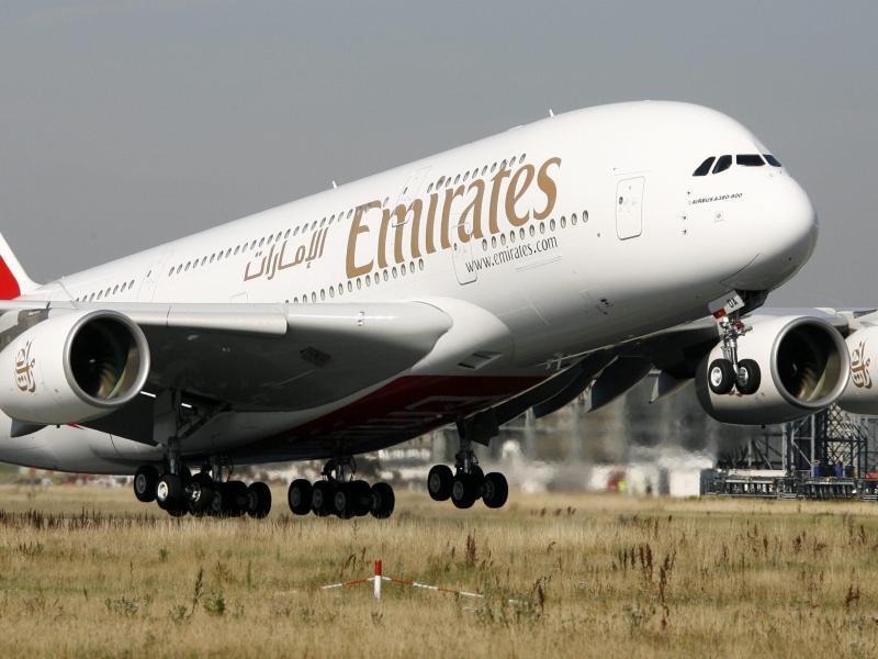 Bild zu A380