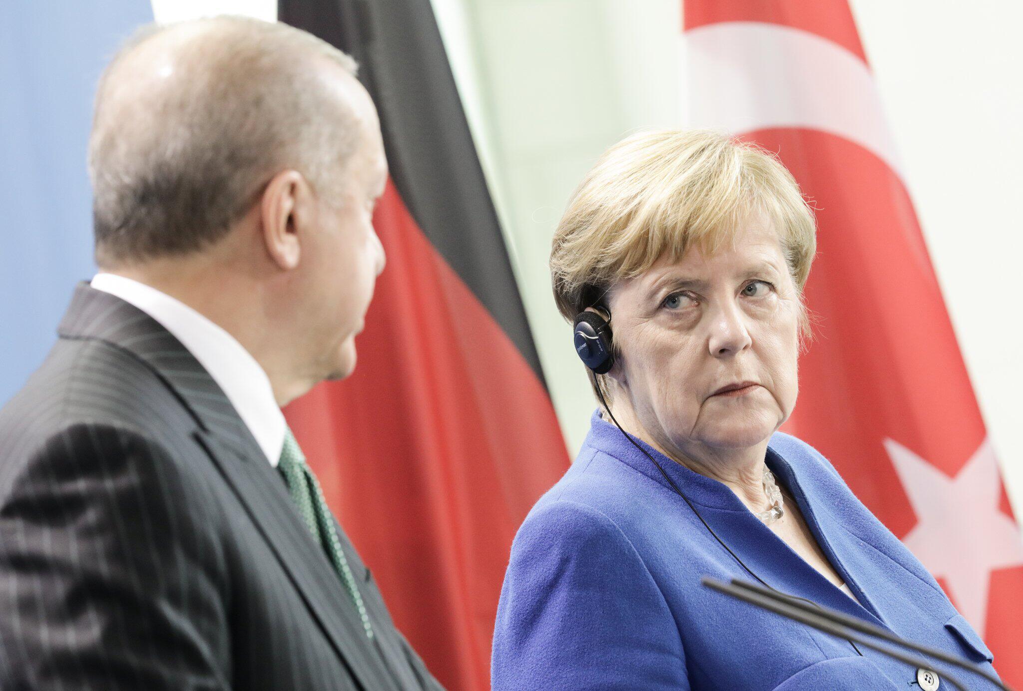 Bild zu Türkischer Präsident in Deutschland