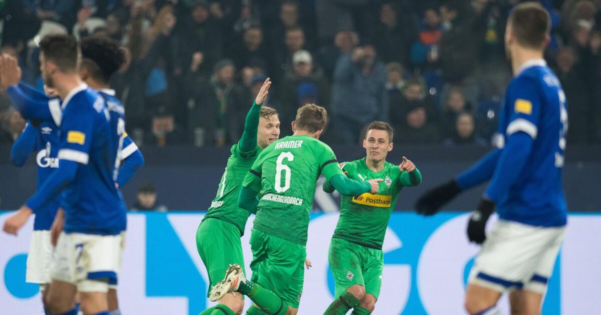 Mönchengladbach Schalke
