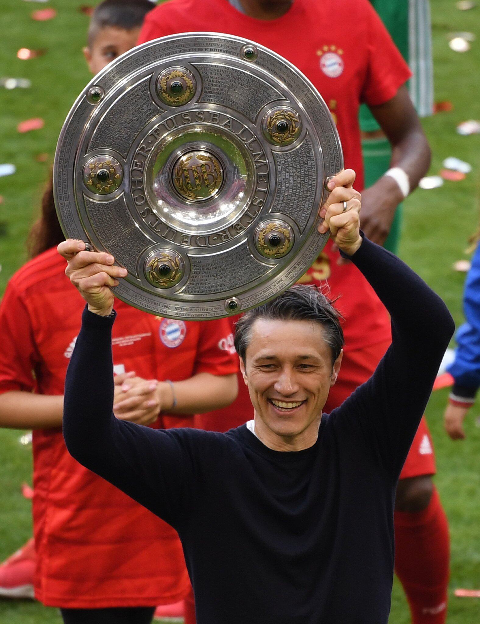 Bild zu FC Bayern München - Eintracht Frankfurt