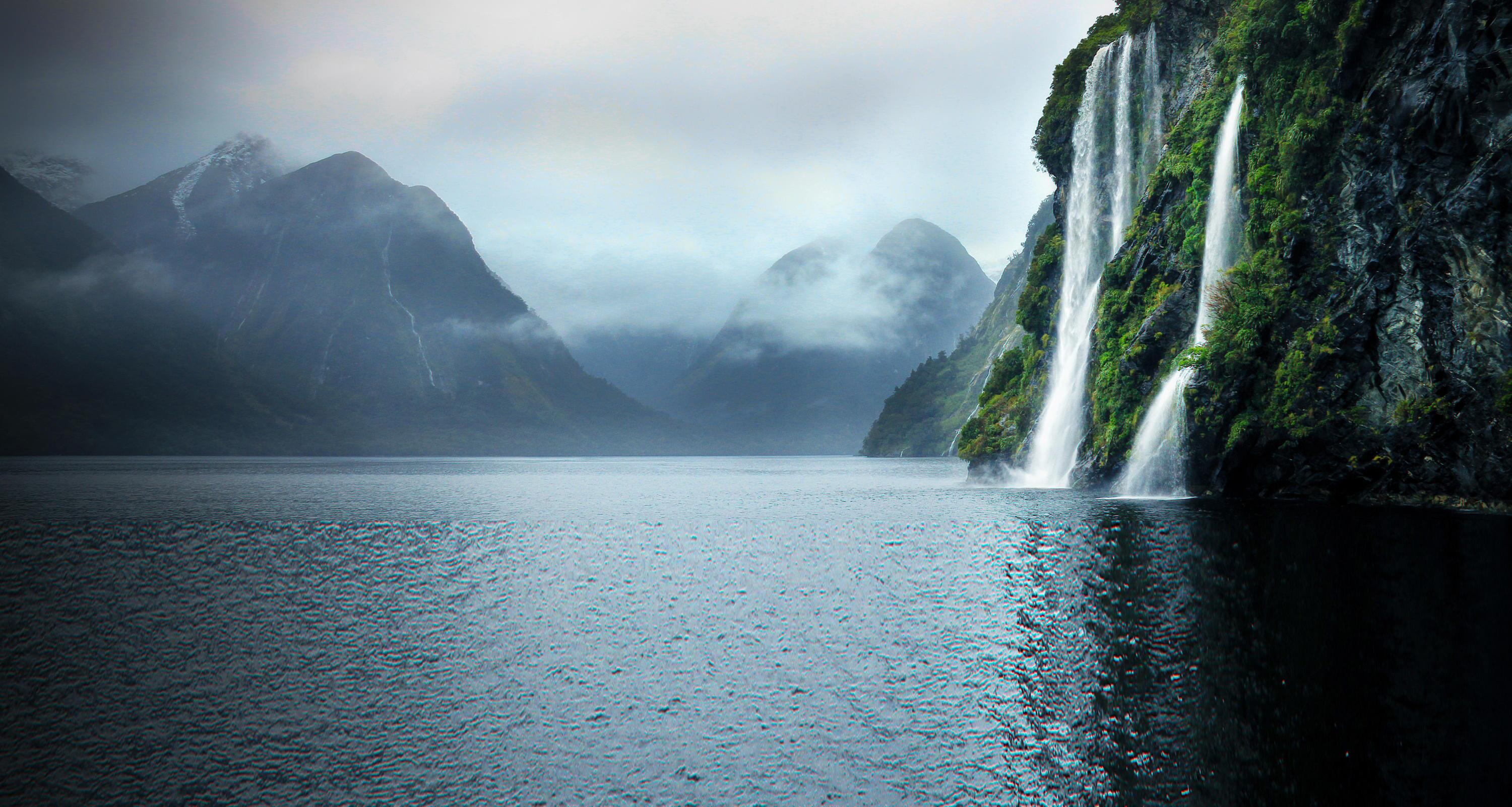 Bild zu Doubtful Sound in Neuseeland