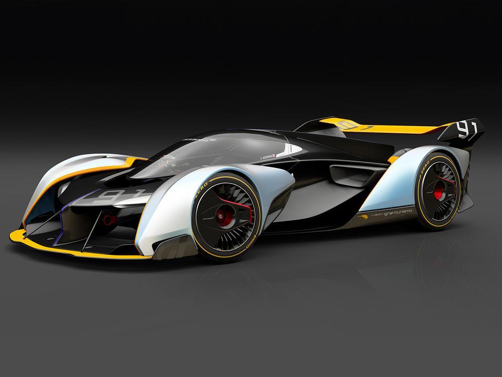 Bild zu McLaren Ultimate Vision Gran Turismo