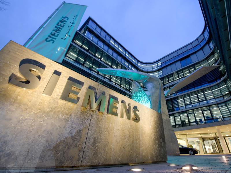 Bild zu Siemens