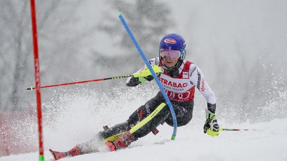 Ski alpin, Ski, Weltcup, Mikaela Shiffrin, Spindlermühle, Slalom, Wintersport