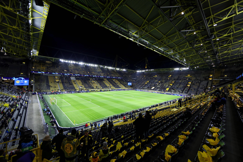 Bild zu Borussia Dortmund, BVB, Signal Iduna Park, Stadion