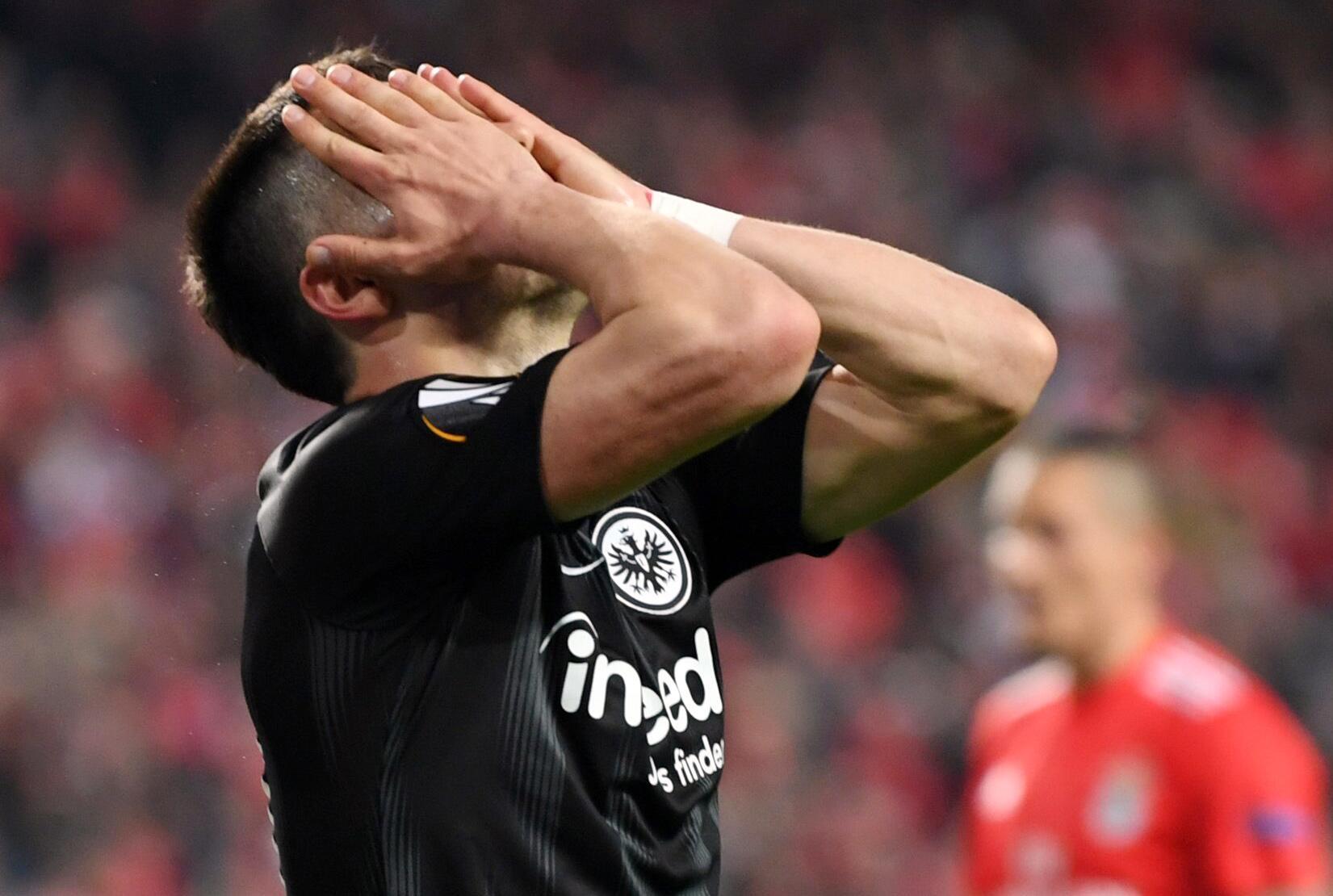 Bild zu Benfica Lissabon - Eintracht Frankfurt