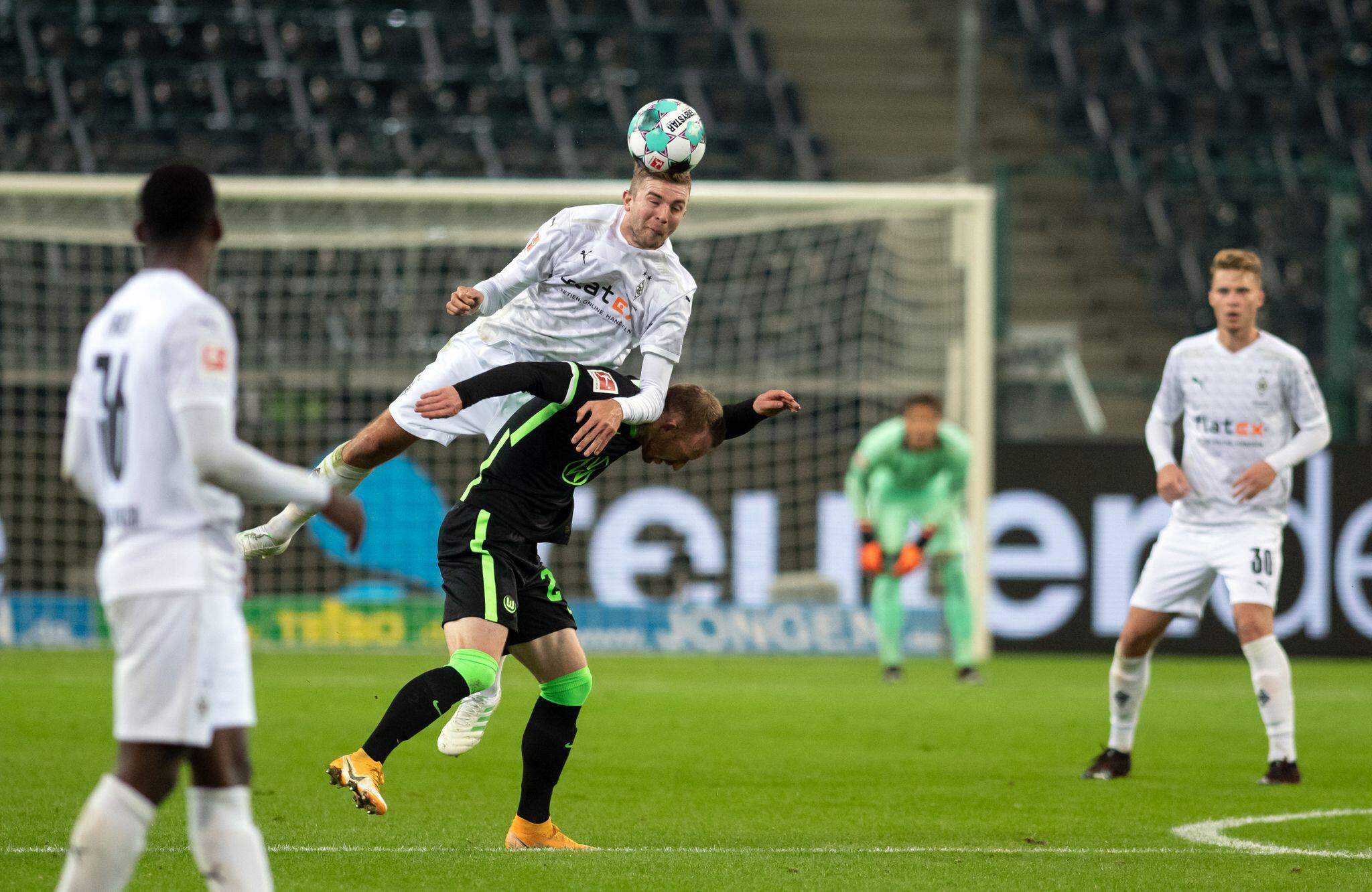 Bild zu Bor. Mönchengladbach - VfL Wolfsburg