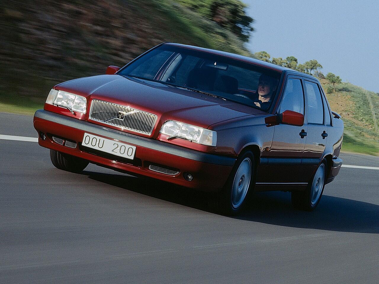 Bild zu Platz 5: Volvo 850