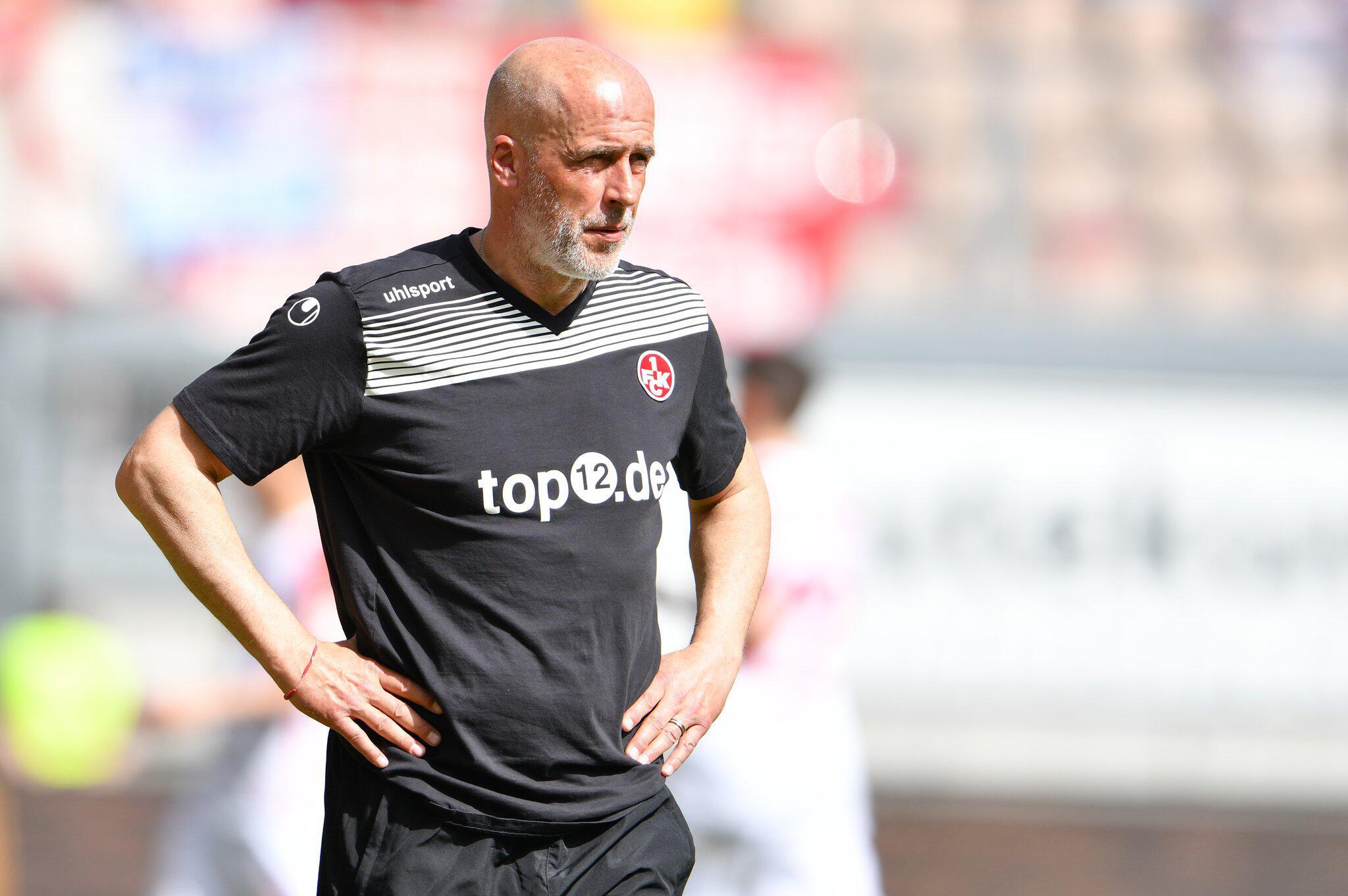 Bild zu 1. FC Kaiserslautern vs Jahn Regensburg