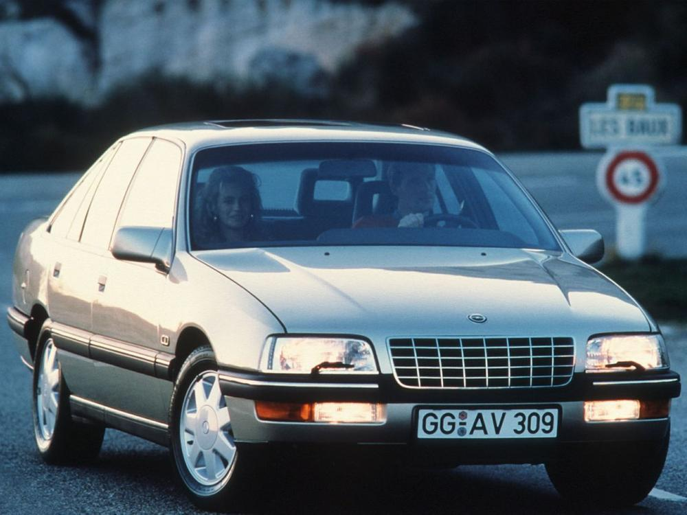 Bild zu Opel Senator B