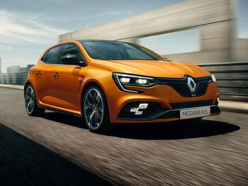 Bild zu Renault Mégane R.S.