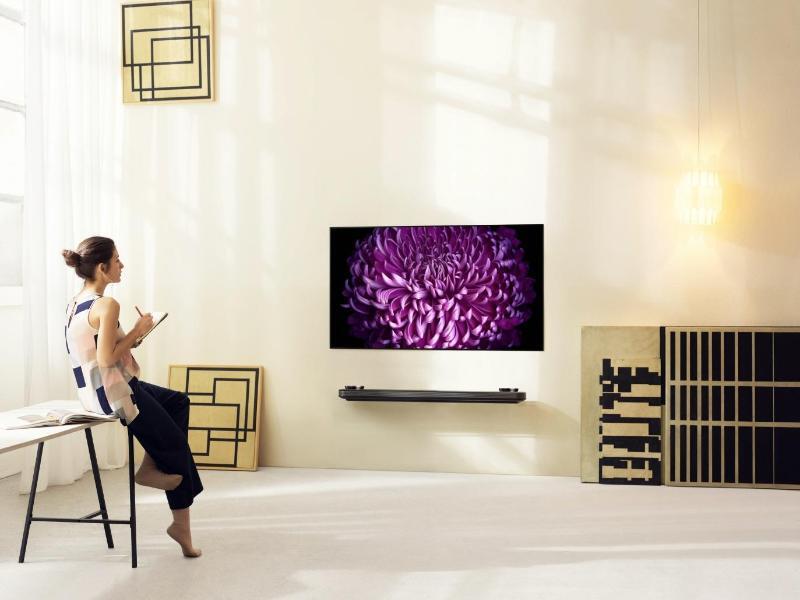 Bild zu LG-OLED-Fernseher