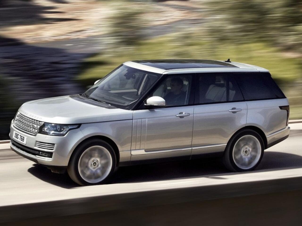 Bild zu Platz 4 - Modell: Land Rover Range Rover 3.0 TD