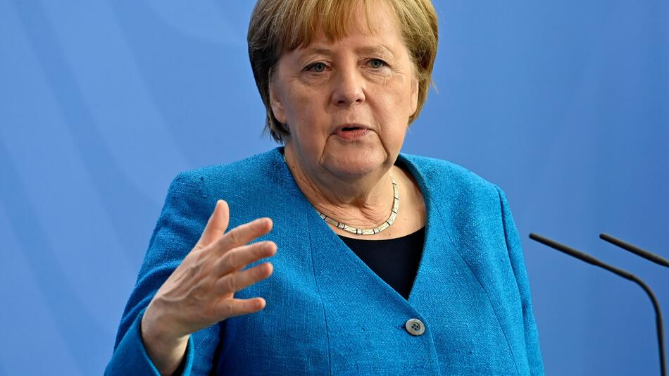 Statement Bundeskanzlerin Merkel