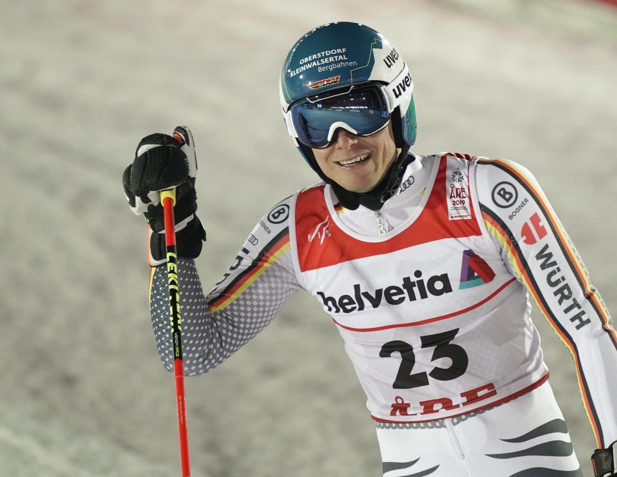 Bild zu Ski alpin, WM, Are, Ski, Ski-WM