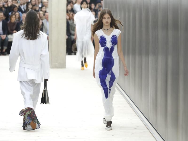 Bild zu Paris Fashion Week - Céline