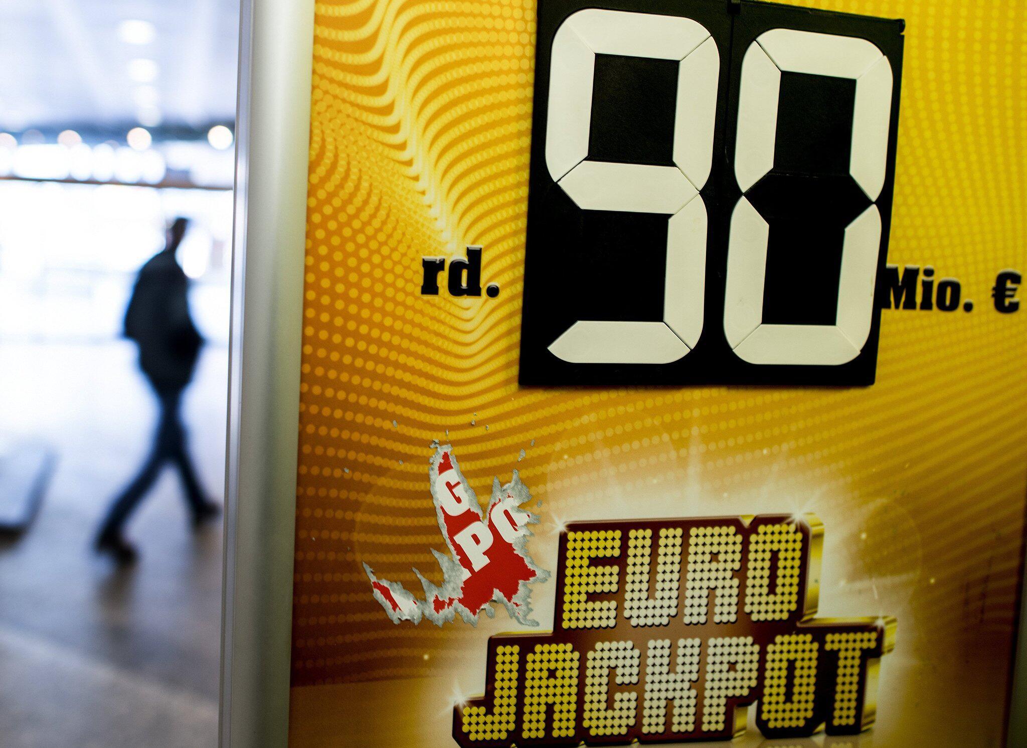 Bild zu 90 Millionen Euro im Eurojackpot