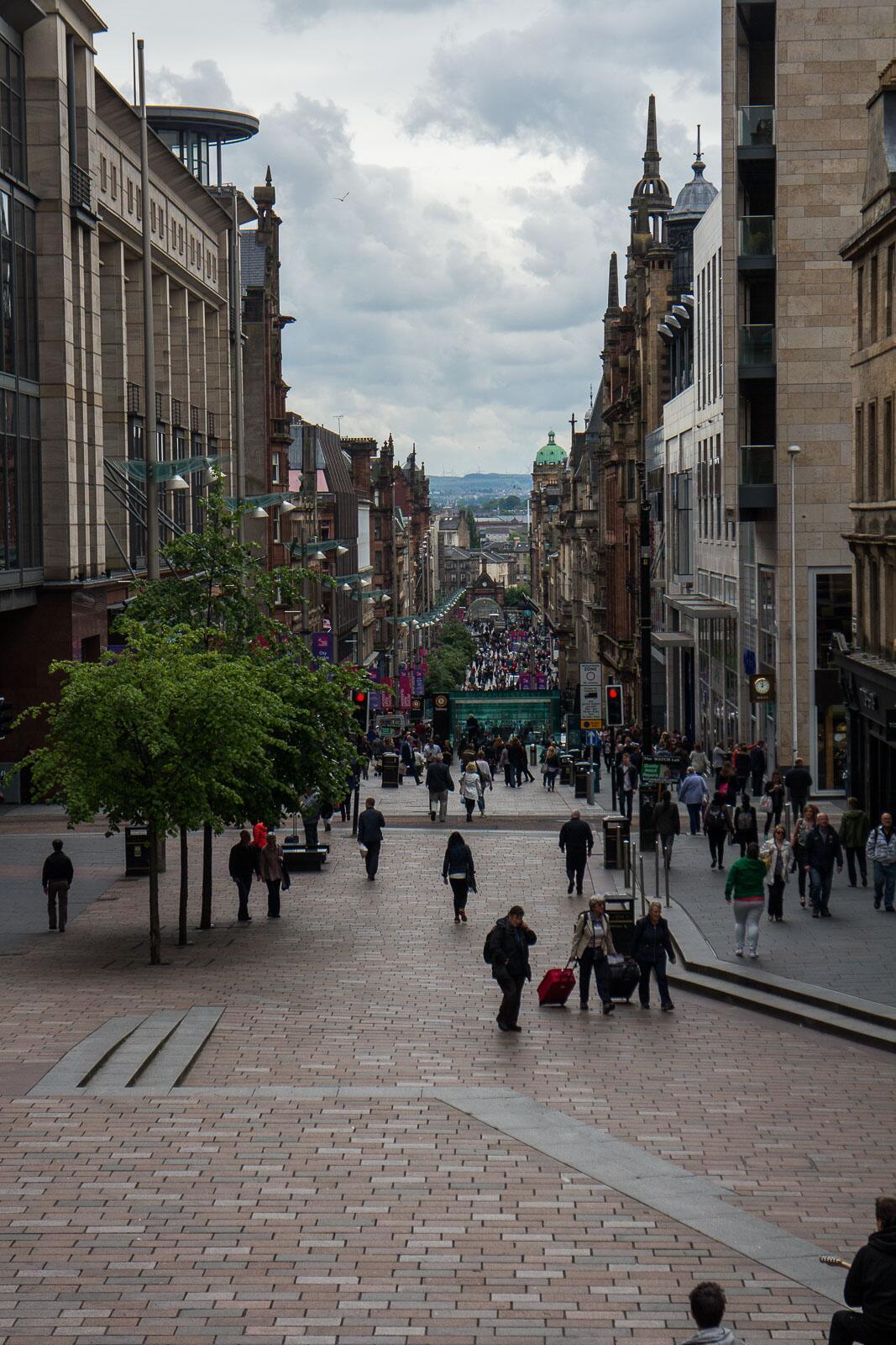 Bild zu Glasgow