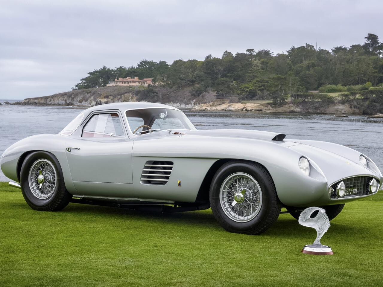 Bild zu Ferrari 375 MM