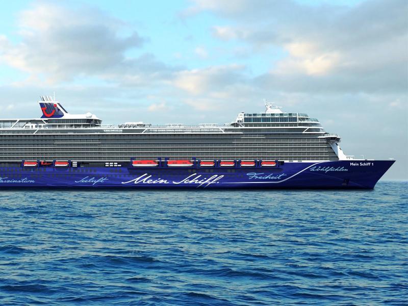 Bild zu Neue «Mein Schiff 1» fährt 2018 ab Kiel
