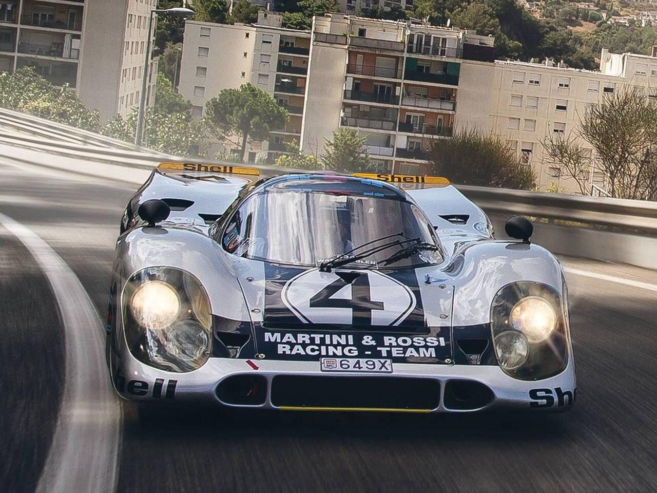 Bild zu Porsche 917-037 von Claudio Roddaro