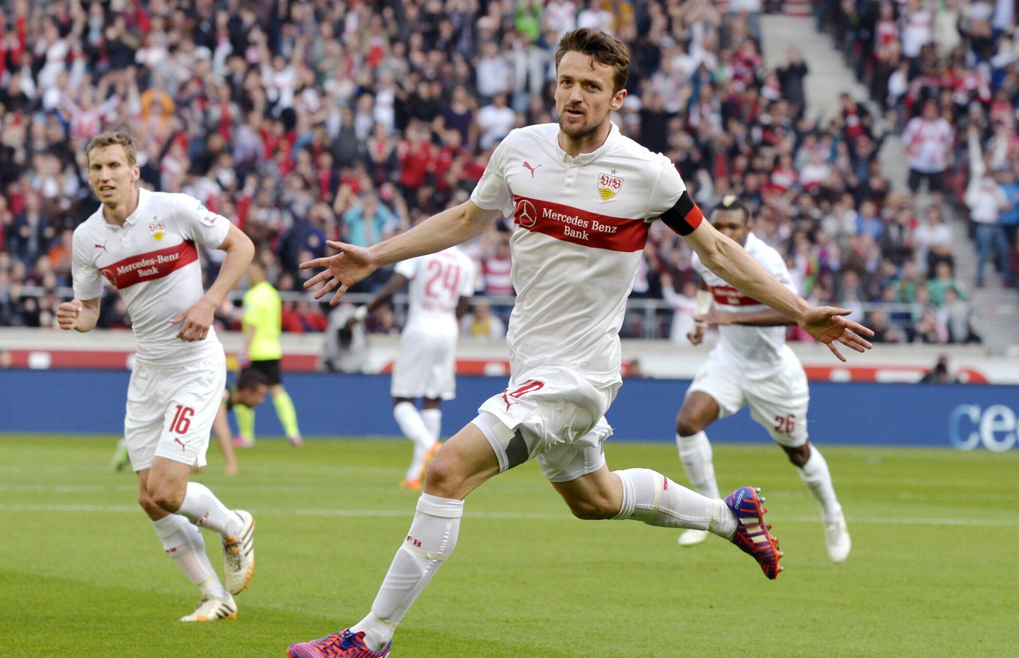 Bild zu Bundesliga: LIVE-Ergebnisse und die Tabelle des 28. Spieltags.