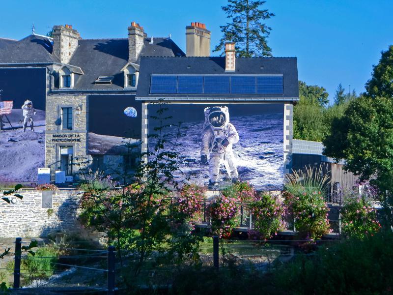 Bild zu La Gacilly in der Bretagne
