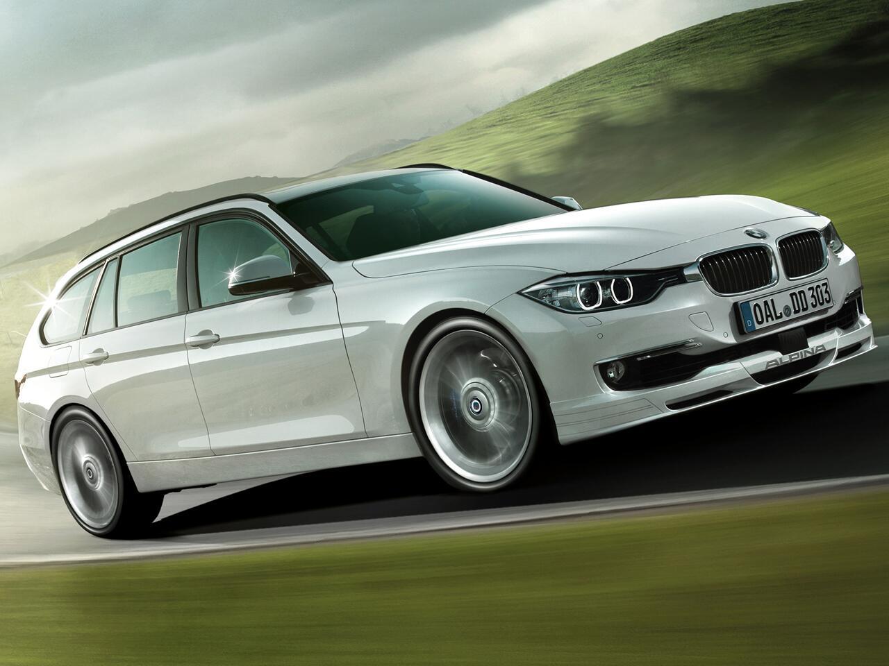 Bild zu BMW Alpina D3 Bi-Turbo