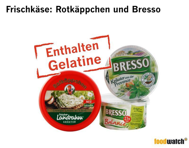 Bild zu Gelatine als Verdickungsmittel in Frischkäse