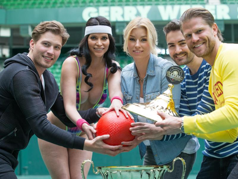Bild zu Die große ProSieben Völkerball-Meisterschaft