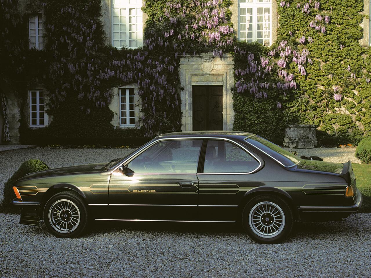 Bild zu BMW Alpina B7 S Turbo Coupé