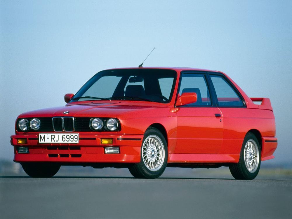 Bild zu BMW E30 M3