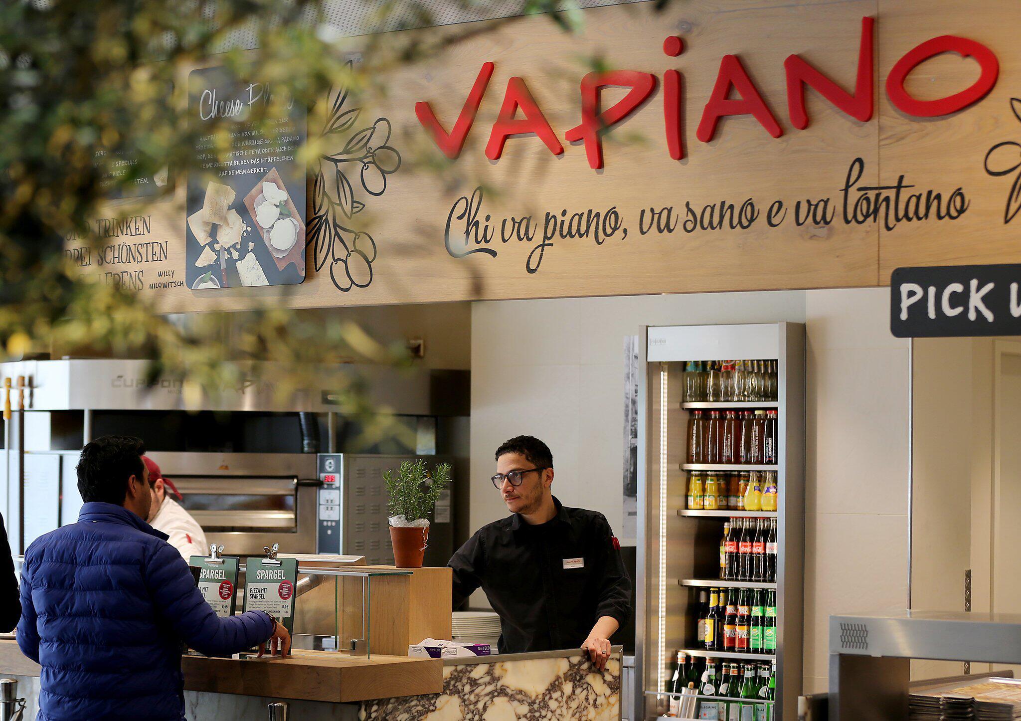 Bild zu Vapiano