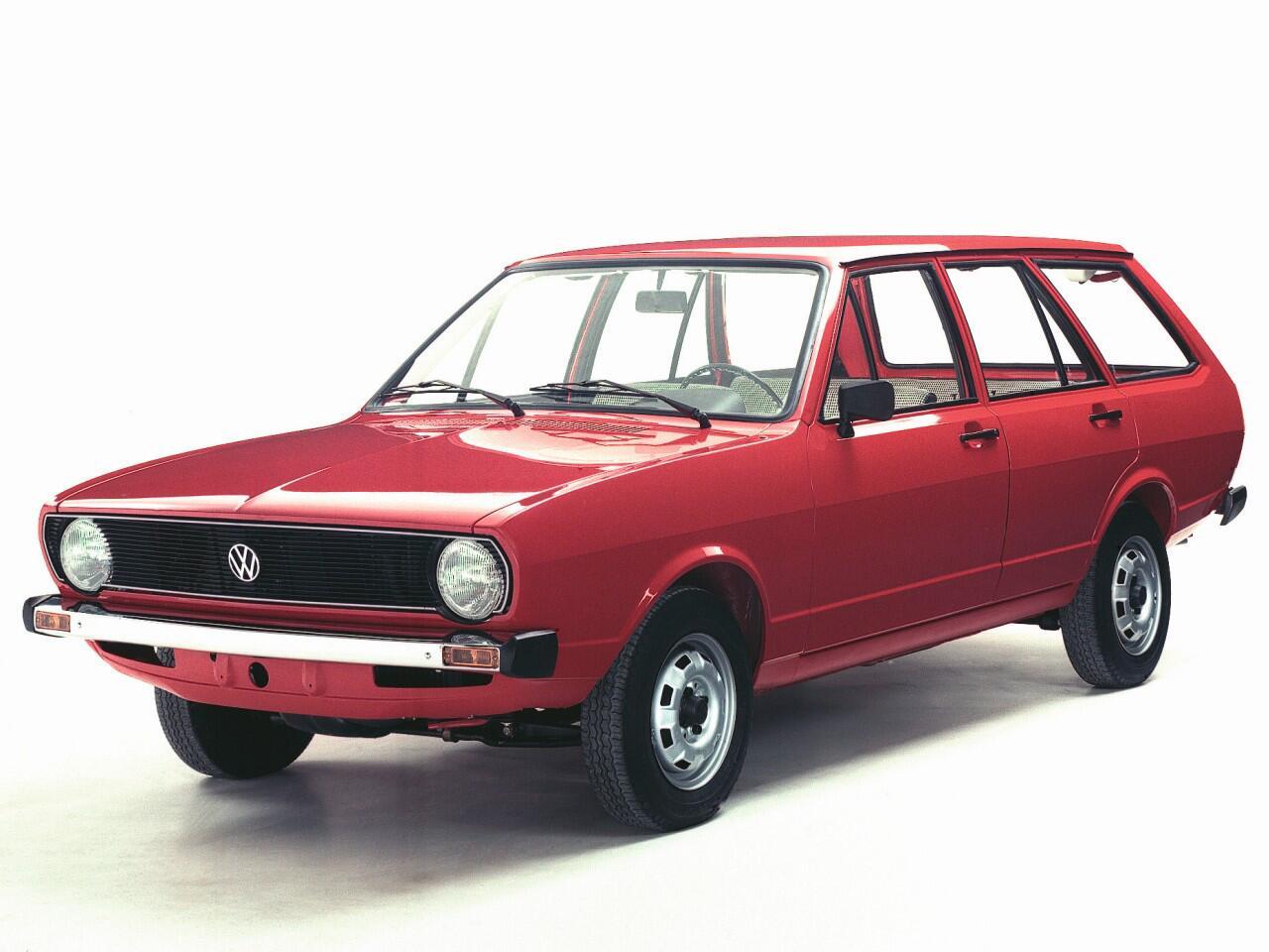 Bild zu VW Passat Variant ab 1974