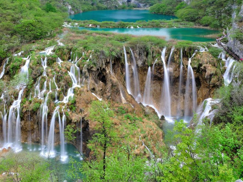 Bild zu Wasserfälle