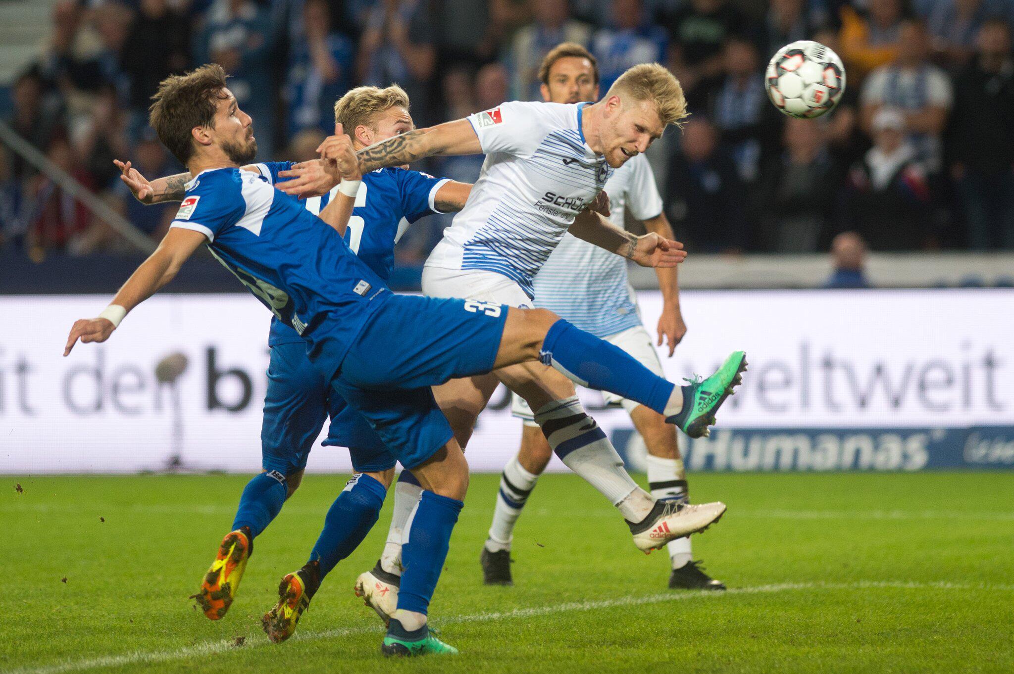 Bild zu 1. FC Magdeburg - Arminia Bielefeld