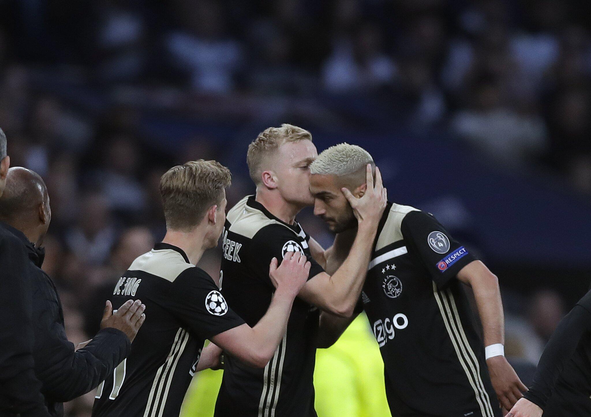 Bild zu Tottenham Hotspur - Ajax Amsterdam