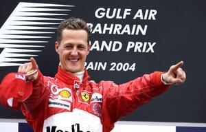 Michael Schumacher, Forbes, Gehalt, Geld, Rekord