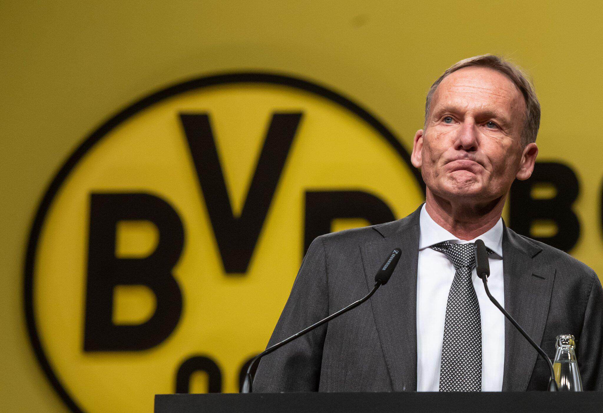 Bild zu General meeting Borussia Dortmund