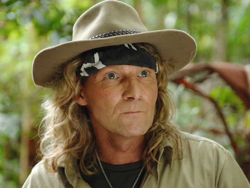 Bild zu Der ratlose Rabenvater steckt im Dschungelfest: Vincent Raven.